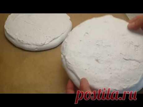 Безе - прослойка корж для торта | как я готовлю безе рецепт