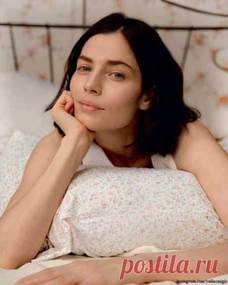 Юлия Снигирь опубликовала фото из постели | Краше Всех