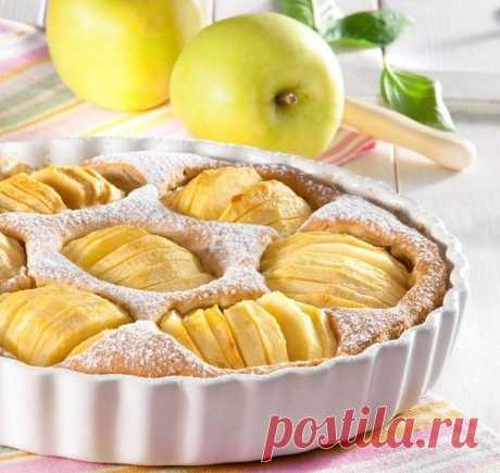 10 recipes of pastries with apples