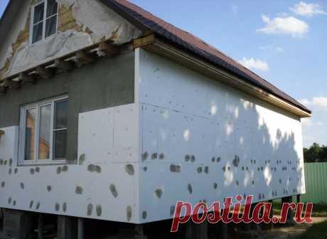 Как правильно утеплить дом с минимальными затратами. | Правильный ремонт|своими руками. | Яндекс Дзен