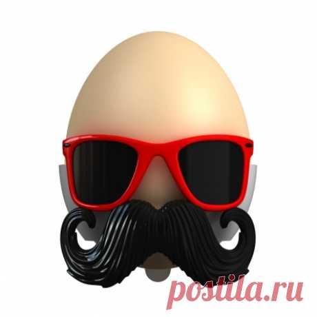 Про это яйцо точно можно сказать - крутое:) Подставка для яйца - 355 руб. в https://enjoy-me.ru/