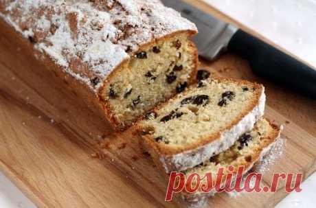 Как приготовить кекс столичный - рецепт, ингредиенты и фотографии