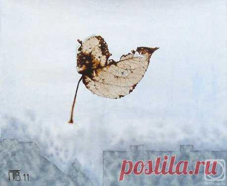 «Напоминание о лете» картина Проскуряковой Татьяны (бумага, акварель) — купить на ArtNow.ru