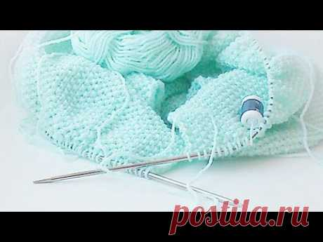 ПРЕЛЕСТЬ ,А НЕ СВИТЕР 💃💃💃Мастер класс ✔ Вязание Knit Mom