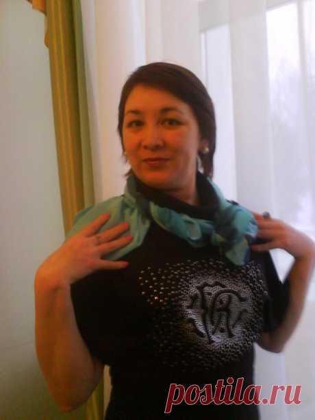Алевтина Сайранова
