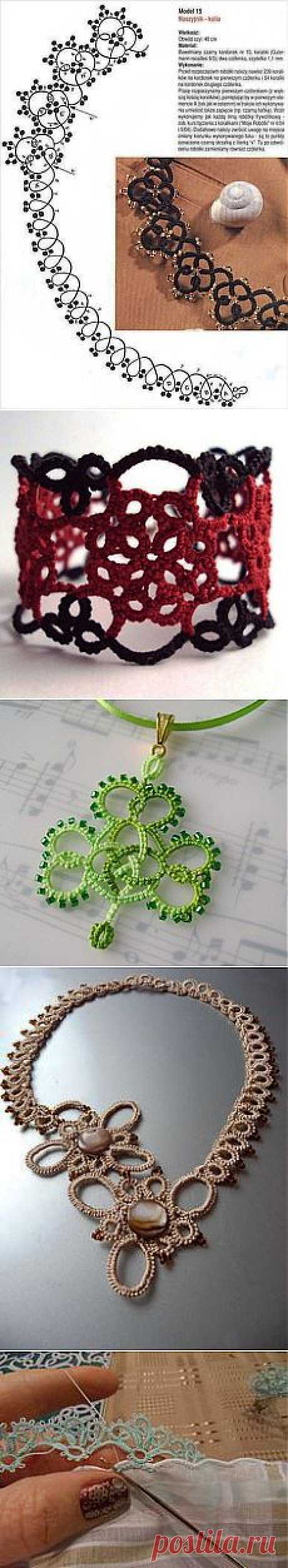 tatting | Projects to Try