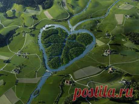 Изумительные реки, которые стоит увидеть своими глазами (фото 1); Главком