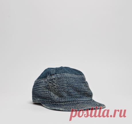 Стеганная кепка Модная одежда и дизайн интерьера своими руками
