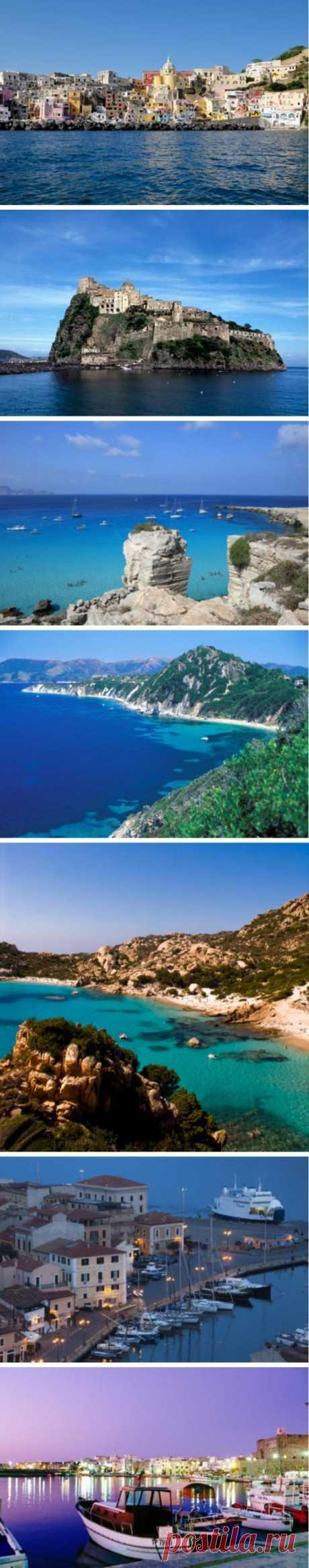 La isla Pantelleriya, la perla negra de Italia