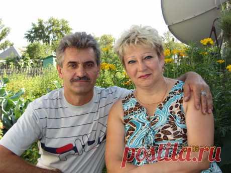 Ольга и Геннадий Фомичёвы