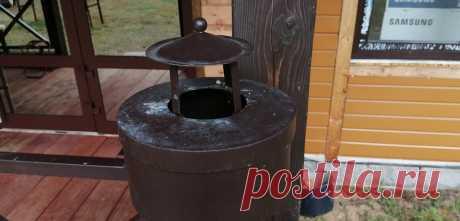 Откидная пепельница, не позволит разгореться огню и сбережёт деревянную конструкцию от пожара | Хозяйство Воронова | Яндекс Дзен