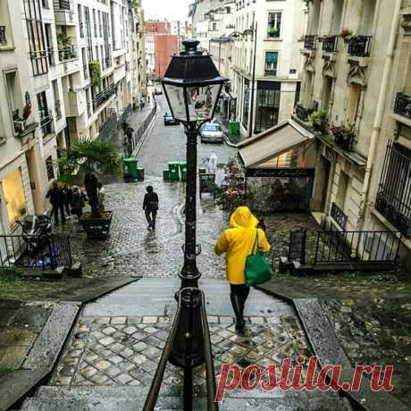 #Дождливый_Париж@discoverygroup