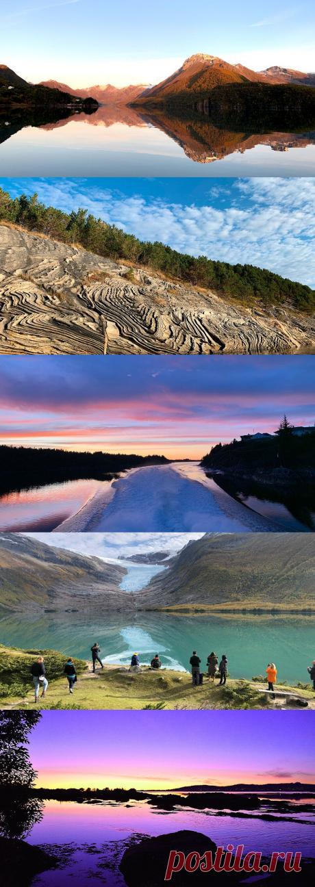 Красоты Эренделла: Путешествие по настоящим локациям «Холодного сердца» — Статьи на КиноПоиске