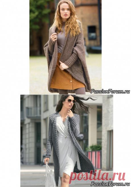 Вязание для женщин спицами. Схемы вязания спицами
