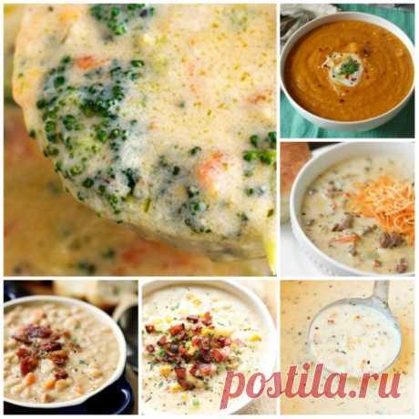Зимний суп: 5 согревающих идей от Изюминки