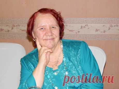 Надежда Герасимова