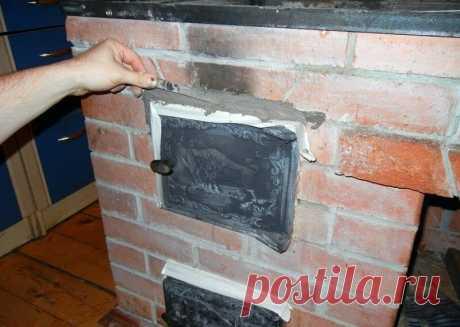 Зола вместо цемента: жаропрочный раствор как камень. Точные пропорции - Установка и ремонт сантехники своими руками - медиаплатформа МирТесен