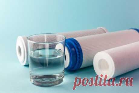 Все «за» и «против» фильтра для воды