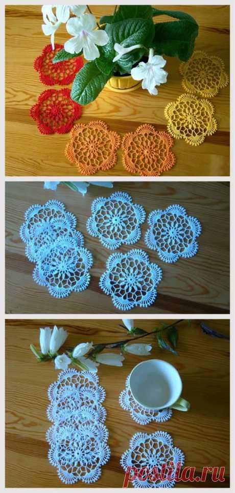 Crochet Lace Idea