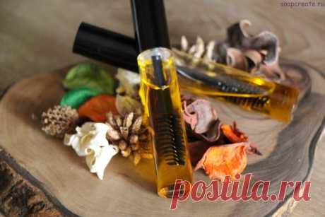 Домашнее масло для ресниц