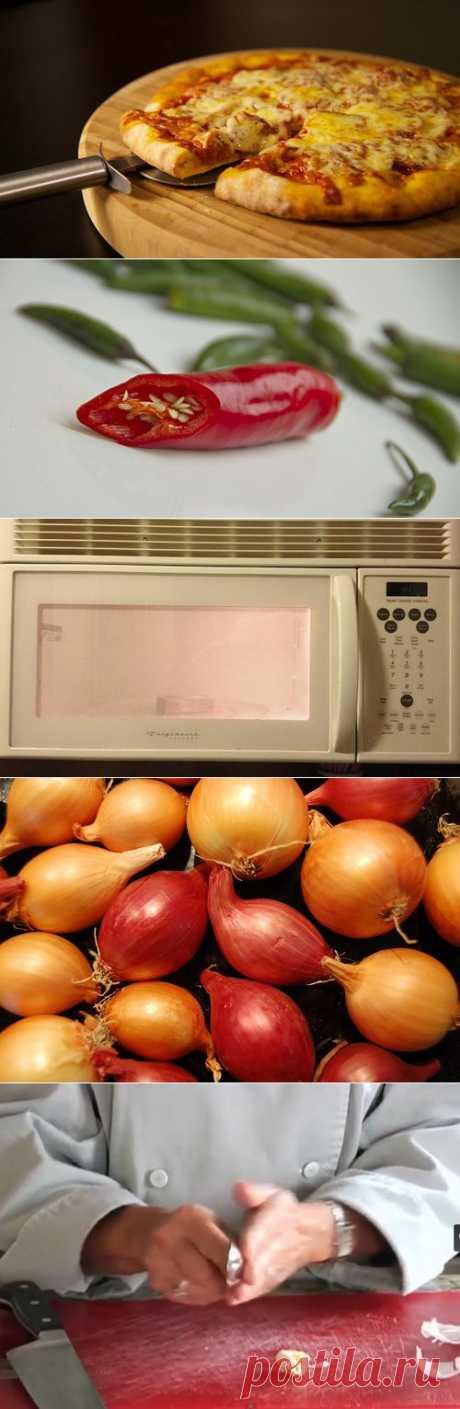 Понедельник — день советов. Дела кухонные | Домохозяйки