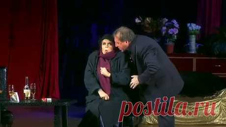 Любовь длинною в ночь - спектакль