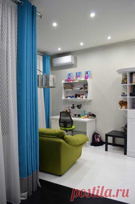 Детская комната для девочки 11 лет
