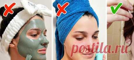 9 незаметных ошибок в уходе за кожей, из-за которых мы тратим кучу денег на косметику, а результата ноль