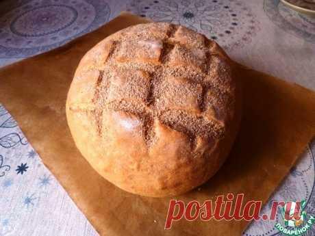 Домашний хлеб, который получается у всех Кулинарный рецепт