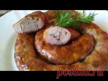 Настоящая домашняя колбаса. Просто вкусно и доступно. | Inna Lime | Яндекс Дзен
