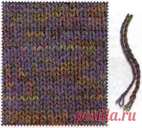 Вязание спицами: геометрические фигуры (схемы) | Всё ли вы знаете о вязании?