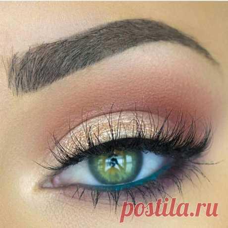 Какие тени подходят для зеленых глаз? — Стильные оттенки