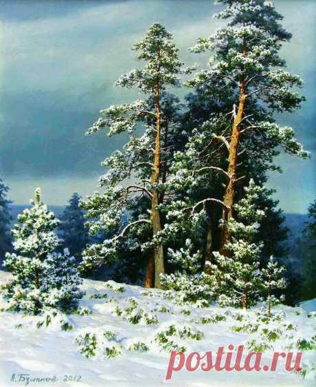 Творчество современного художника Александра Булакова