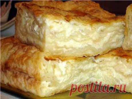 Готовим легко и просто!...жмите на фото...: Ачма с сыром и творогом