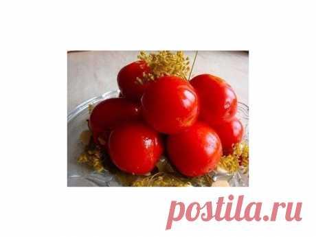 5 простых рецептов закруток с помидорами | OK.RU