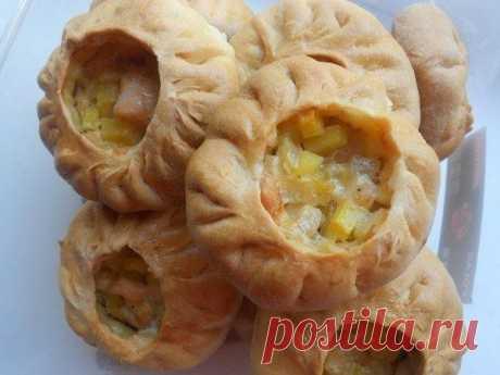 Как приготовить татарские пирожки - рецепт, ингридиенты и фотографии