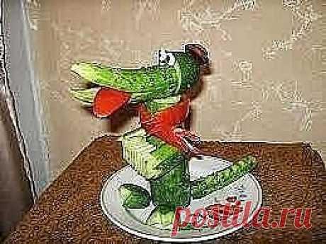 Gena's crocodile