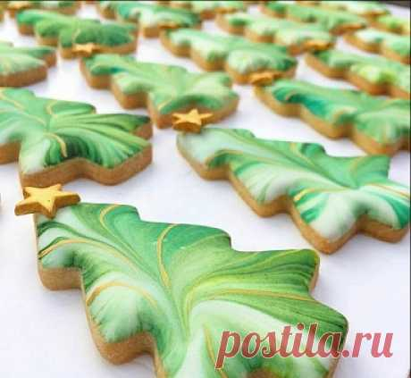 8 recipes of glaze for elegant and original Christmas and other festive cookies