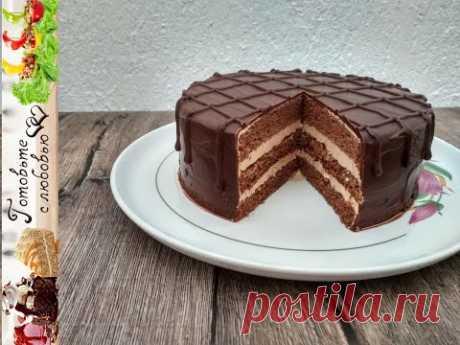 """Торт """" ПРАГА"""" Очень вкусный торт / Prague cake"""
