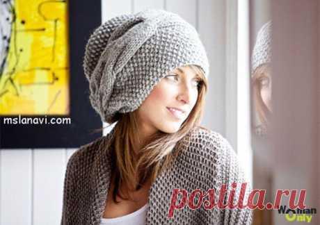 вязание шапки береты зинаида ивановна простые схемы