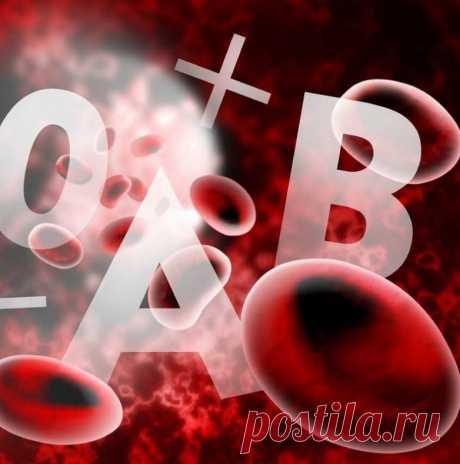 Что важно знать о группе крови / Будьте здоровы