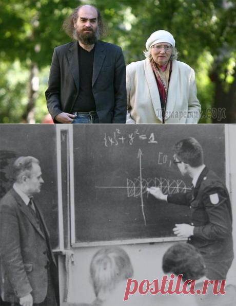 Григорий Перельман: многомерная фигура