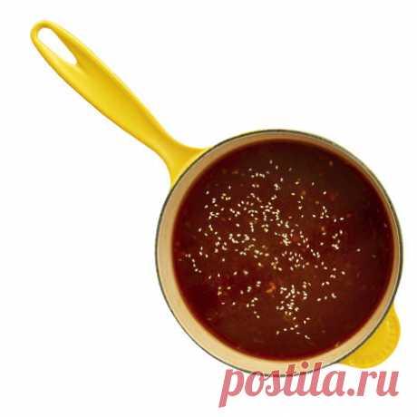 Быстрый соус стир-фрай | Журнал Домашний очаг