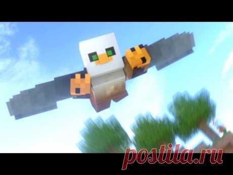 ELYTRA (Minecraft Animation Short)
