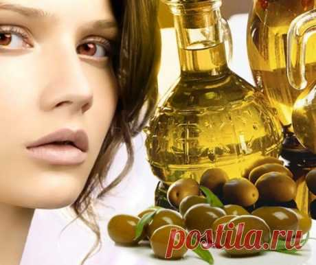 Горячее масло для волос — Мегаздоров
