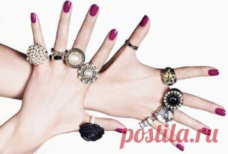 На каком пальце носить кольцо? — Здоровье Любовь Гармония