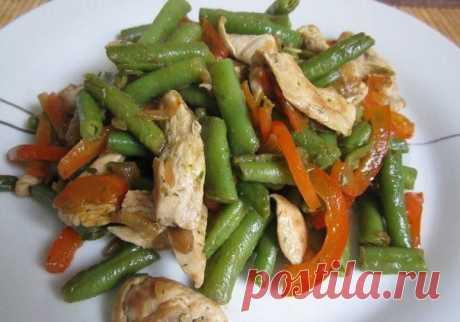 5 рецептов тёплых фитнес-салатов для ПП-ужина — Красота и здоровье