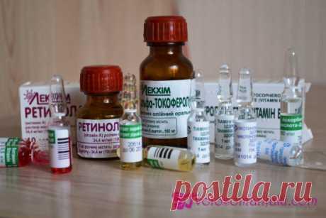 Витаминная маска для укрепления и против выпадения волос на основе аптечных витаминов | volosomanjaki.com
