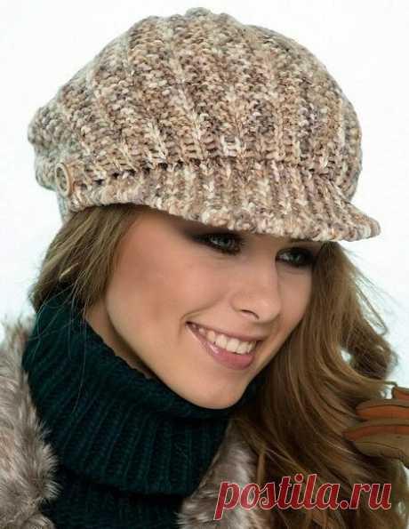 Надоели банальные шапки? Дерзкие и уникальные кепки - достойная альтернатива! | Вяжем, лепим, творим, малюем) | Яндекс Дзен