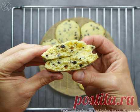 Как я готовлю печенье на скорую руку всего за 5 минут и даже духовку не использую   Десертный Бунбич   Яндекс Дзен